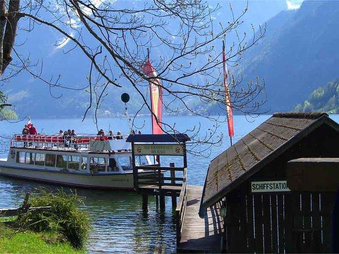 Glücksplatz 's'Goiserer Seeplatzl'
