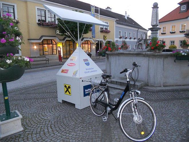 E-Bike Verleih Haick Elfriede