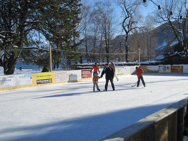 Eislaufplatz 'Mozarteis'