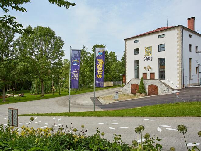 Stiftsbrauerei Schlägl + Brau Pavillon