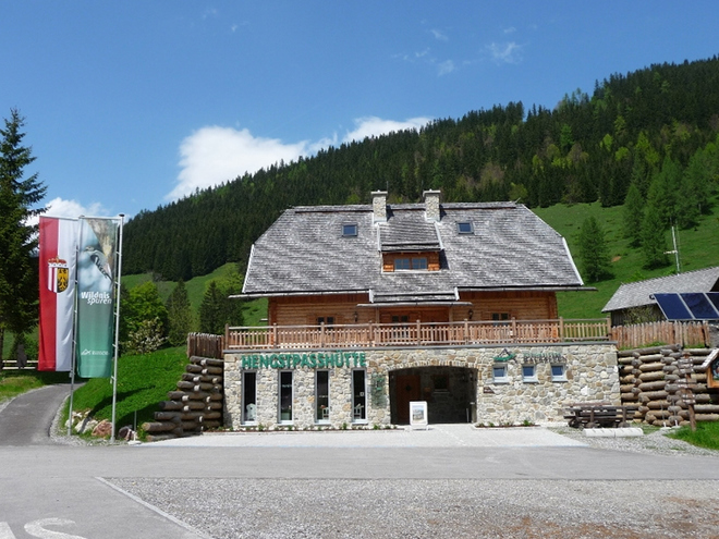 Hengstpaßhütte - Besucherinformation des Nationalpark Kalkalpen