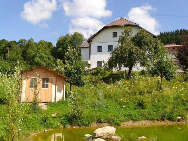 Biobauernhof Müller - Böhmerwaldgarten