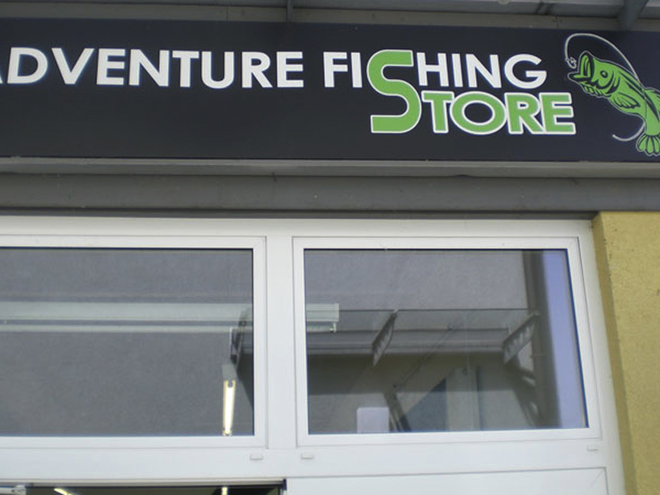 Adventure Fishing Store