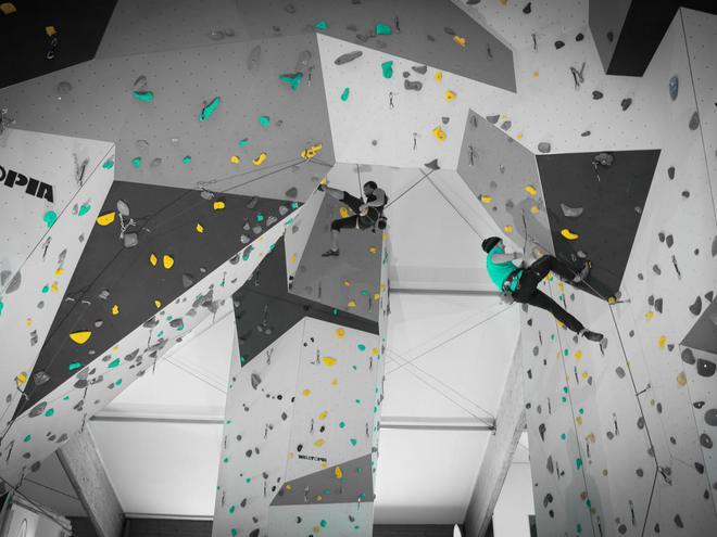 Kletterhalle Bad Ischl im K³ Sportzentrum