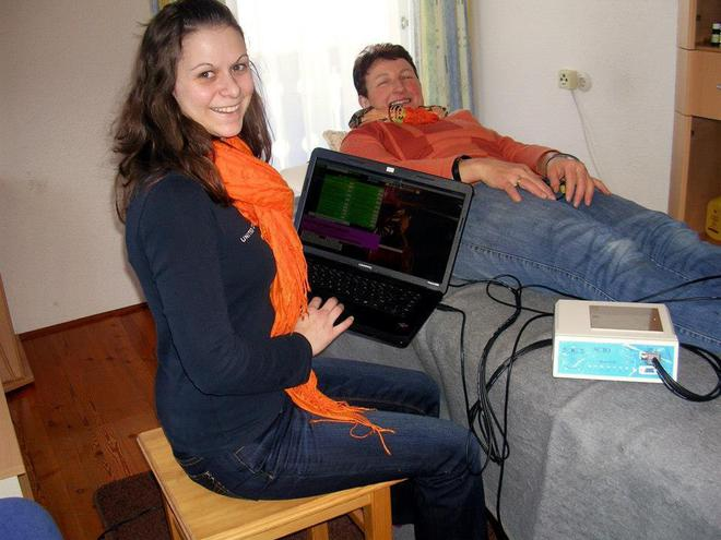 Bioresonance and Biofeedback Simone Reiter