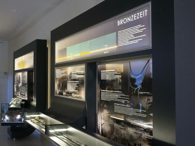Tempus – Museum für Archäologie in Bad Wimsbach-Neydharting