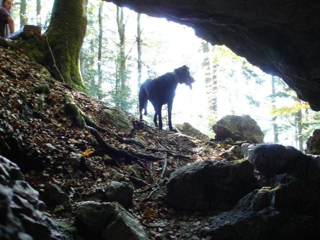 Glücksplatz Schwarzenbachlochhöhle