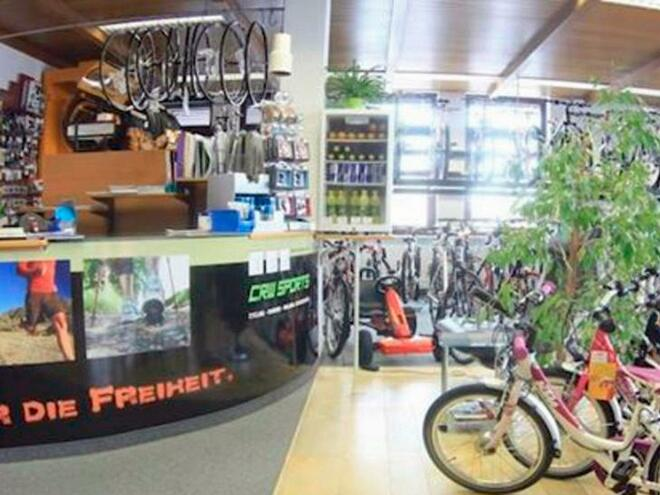 CRW Sports - Fachmarkt für Cycling - Running - Walking