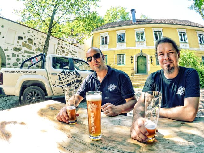 Brauerei - The Beer Buddies Brewing Company