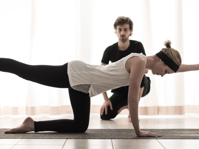 Physiotherapie & Yoga - Michael Norz