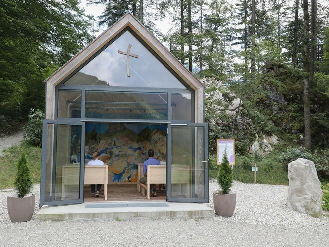 Joseph Mohr Kapelle