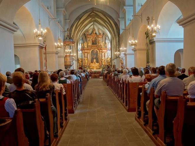 Kirchenführung | Pfarrkirche Windischgarsten
