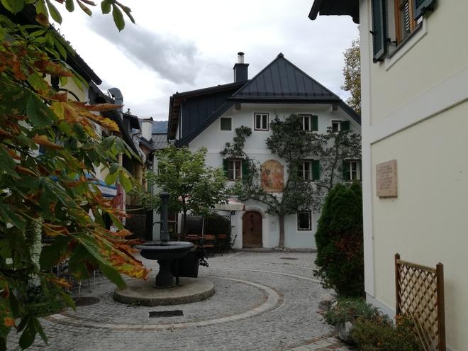 Alter Marktplatz von Bad Goisern