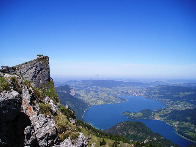 Winkl - Schafberg (sheep mountain)