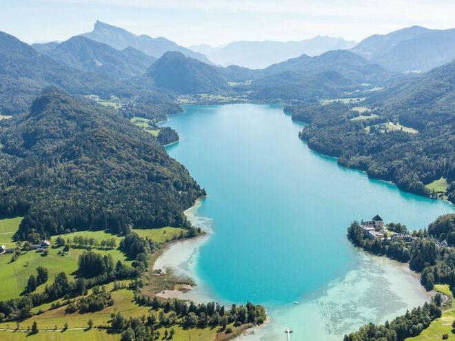 Blick über den Fuschlsee (© Gemeinde Fuschl am See)