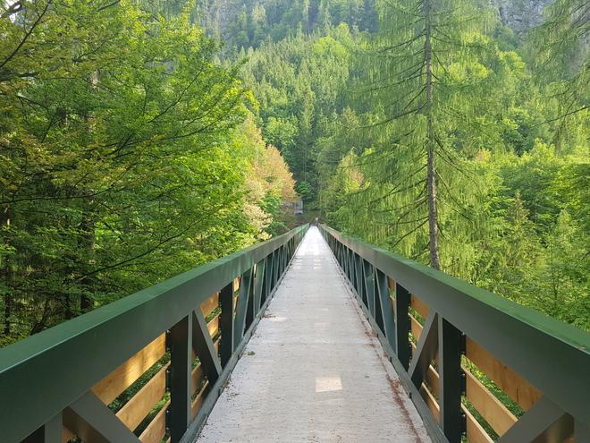 Soleleitungsweg von Hallstatt über Bad Goisern nach Bad Ischl