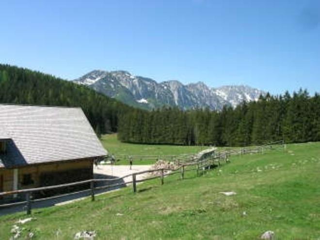 Ebenforstalm - Alpstein - Schaumbergalm