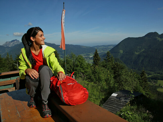 Die Kasberg - Almrunde  - das Wanderziel in Grünau im Almtal