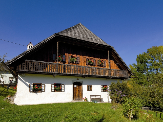 Die Viechtau und ihre Menschen in Neukirchen bei Altmünster