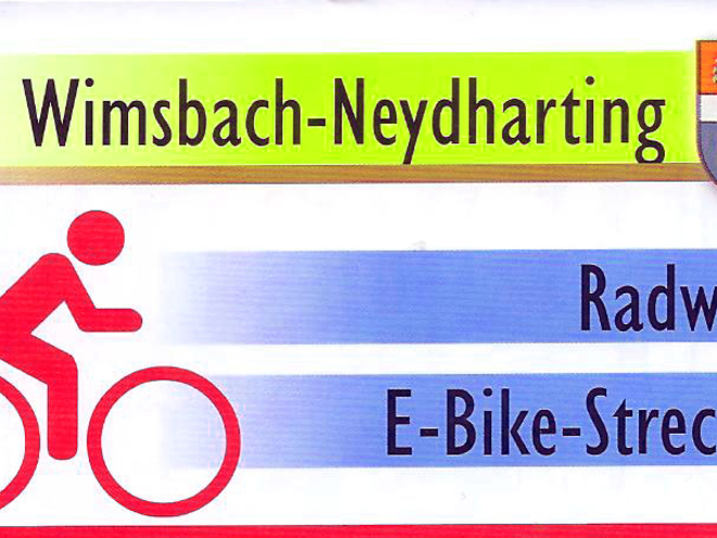 E-Bike Strecke 1 in Bad Wimsbach-Neydharting im Almtal