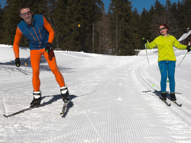 Bad Goisern Ramsau Cross Country Ski Trail
