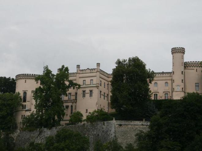Schloss Wolfsberg (© Verein BENEDIKT BE-WEG-T)