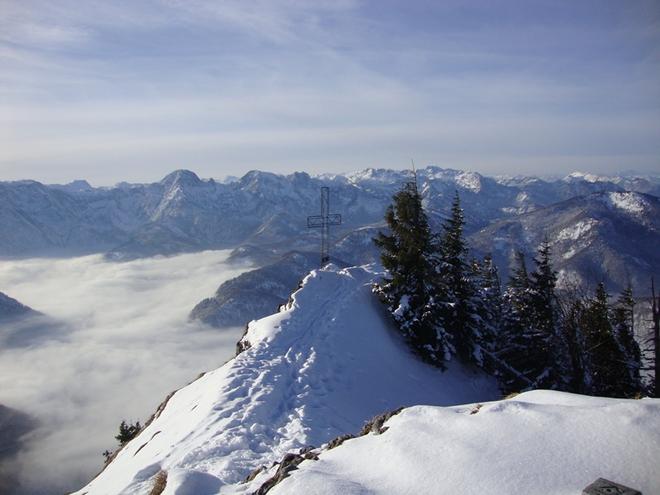 Skitour auf das Spitzplaneck