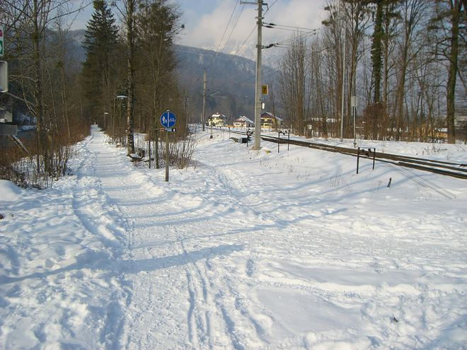 Winterwanderweg Bad Goisern