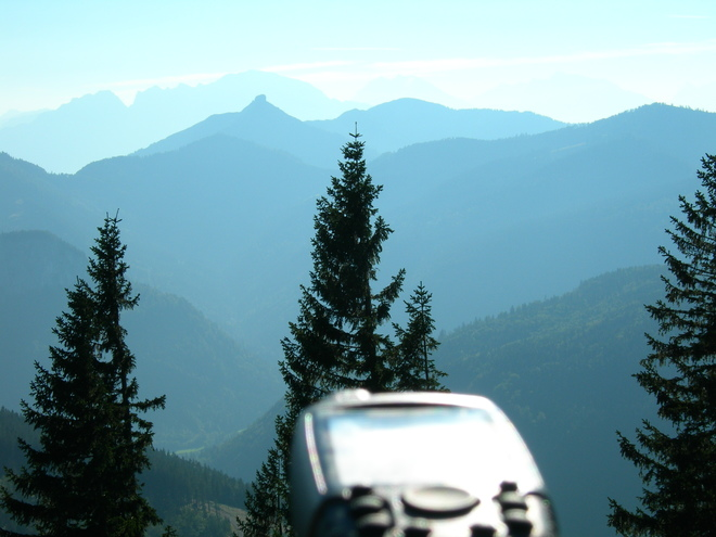 Blick vom Zwölferhorn (© Oberösterreich Tourismus / green-solutions)