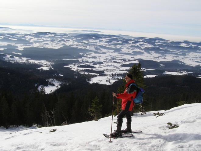 Schneeschuhtour: Dreisesseltour