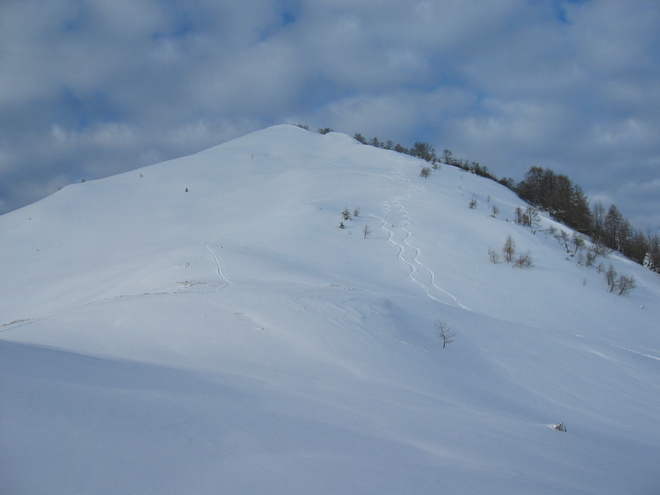 Skitour auf den Labenberg