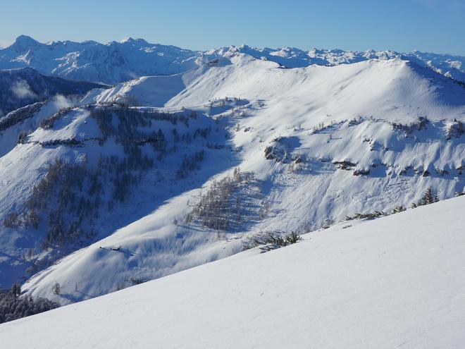 Skitour auf den Pitscherberg