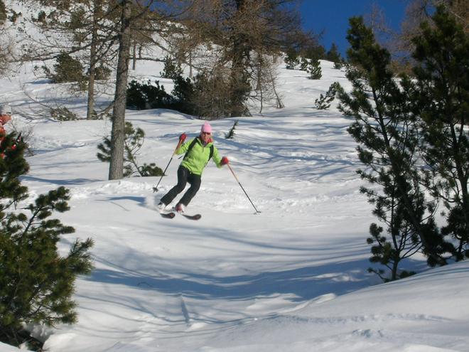 Skitour auf den Braunedl