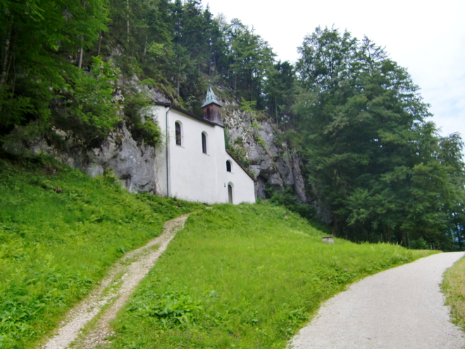 Pilgrims' Way over the Falkenstein