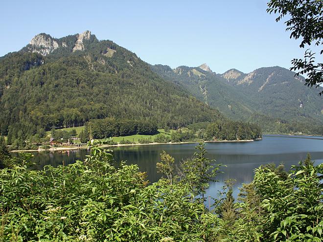 Schwarzensee - Bürglsteinrunde