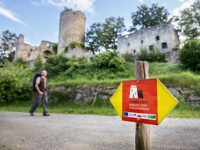 Burgen- und Schlösserweg