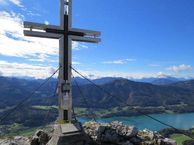 Etappe 4: Mondsee - Fuschl am See
