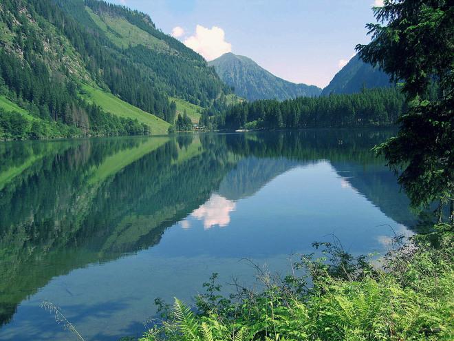 BergeSeen Trail Etappe 03: Steinbach - St. Wolfgang