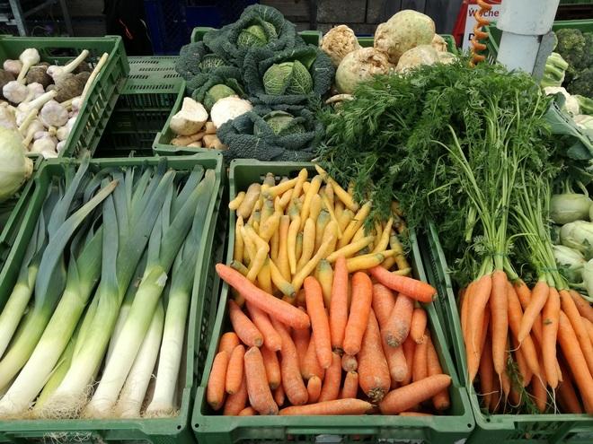 Wochenmarkt in Bad Goisern