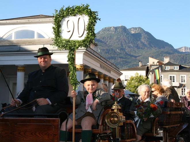 Liachtbratlmontag - Fest der Altersjubilare