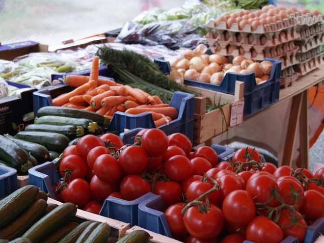 St. Gilgner Wochenmarkt