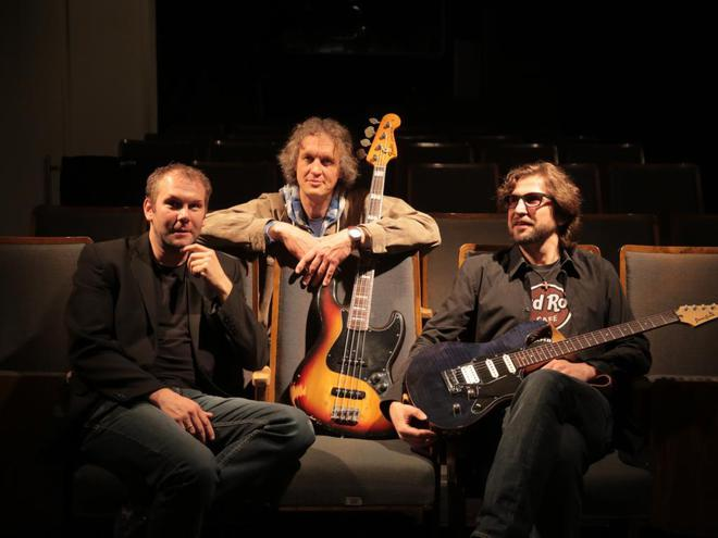Blues Konzert mit Andrew Harrison Band in der Fuschlseehalle/Fuschlseebad