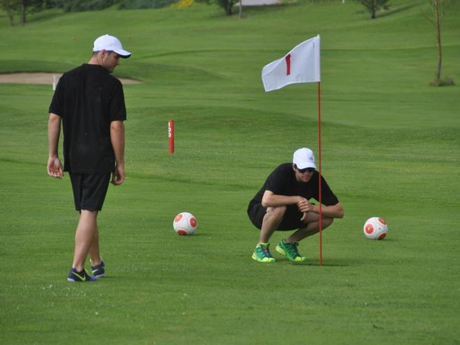 2. Footgolf-Weltmeisterschaft für Hobby-Teams
