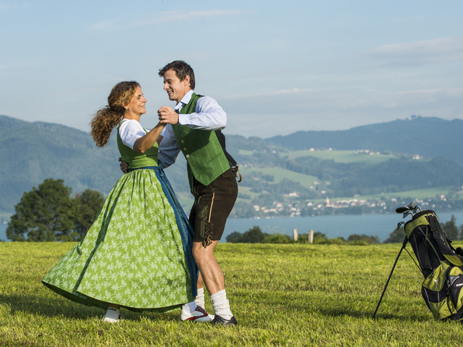Golf am Attersee,  Attersee am Attersee (© OÖ Tourismus / Erber)