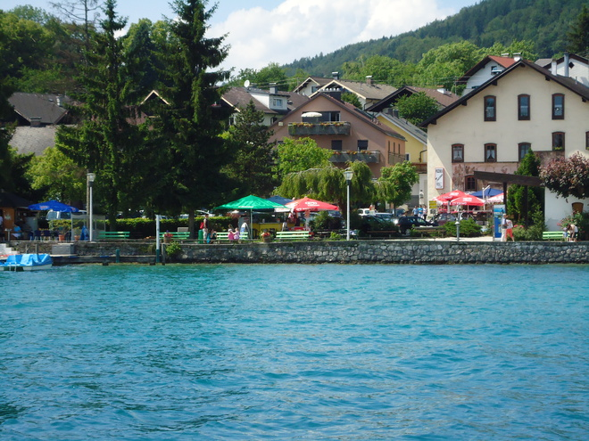 EM 2016 Public Viewing in Attersee