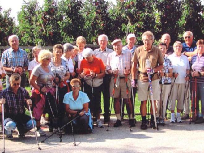 Nordic Walking für Senioren