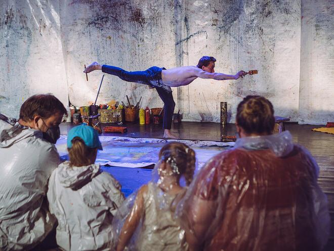 SCHÄXPIR Theaterfestival für junges Publikum