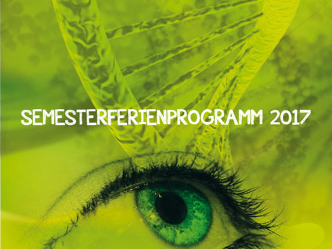 Semesterferienprogramm im Welios Science Center