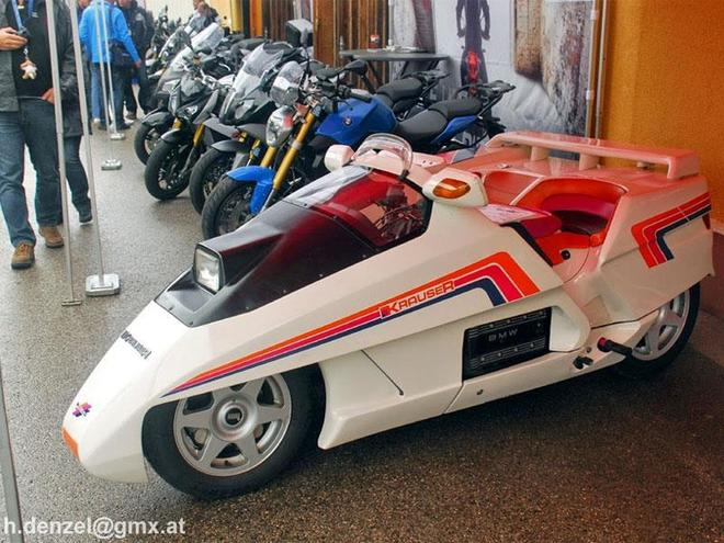 Großes Internationales Motorradtreffen beim Motorradmuseum Vorchdorf im Almtal
