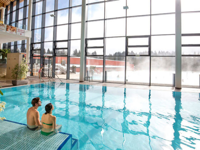 Lange Thermennächte in der Grimming Therme